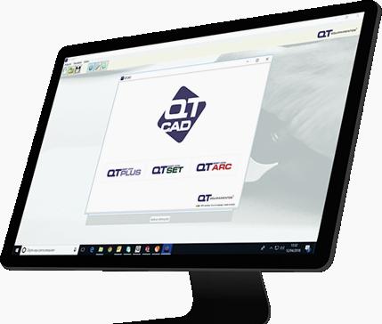 QTCAD Software